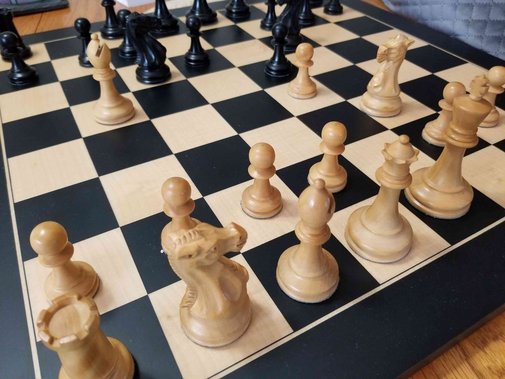 About Better Chess