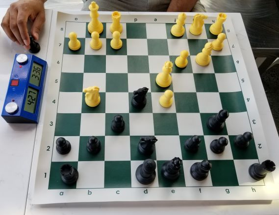 Should I play blitz chess?  Yes, playing blitz chess promotes quick thinking.