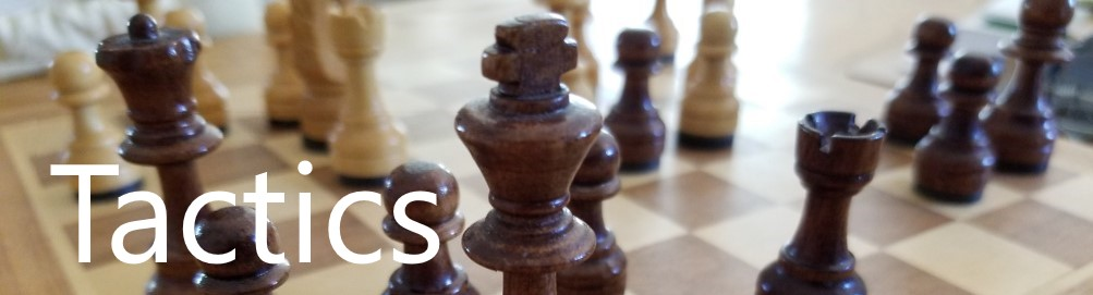 Calculate Chess Tactics