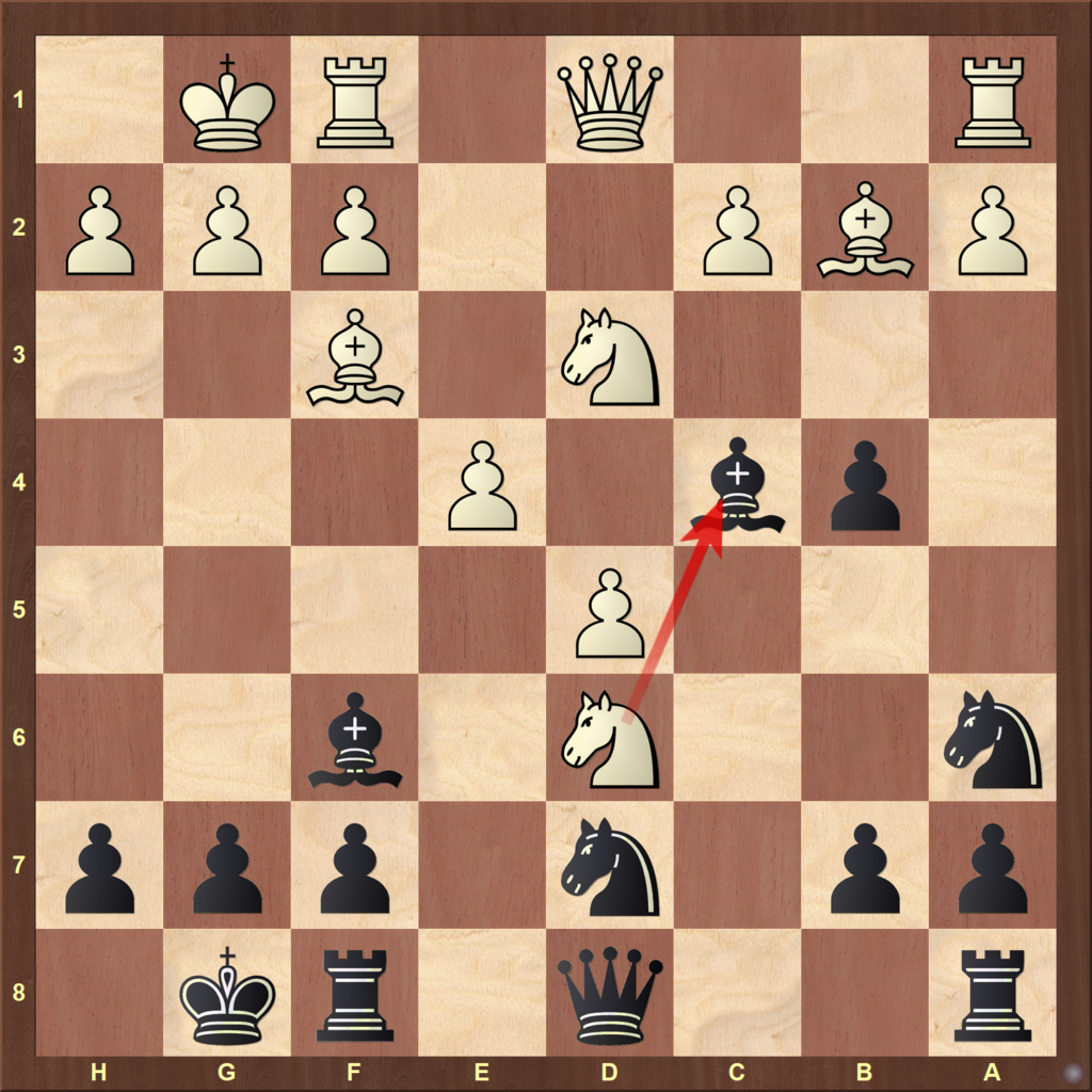 Beating the Wing Gambit (Game#34)
