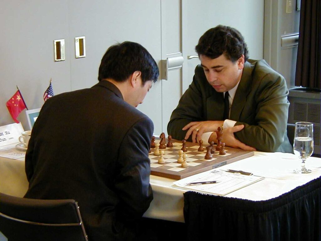 chess tournament US/China Summit 2002