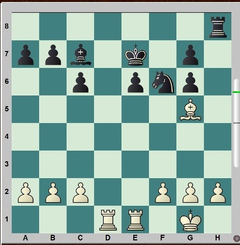 Game#49 - Underestimating your chess opponent
